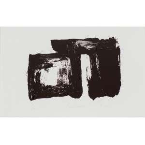 Amílcar de Castro - Sem título litografia 14/100 - 2.000 33 x 50