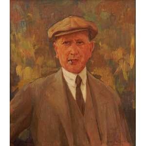 Oscar Pereira da Silva - Imigrante ost - 1909 50 x 45