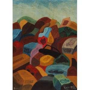 Lorenzato - Sucata ose - 1979 62 x 46