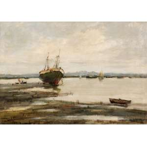 Sylvio Pinto - Marinha ost - 1943 46 x 65