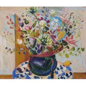 Sou Kit Gom - Vaso de Flor - ost - cid - 2004 - 100 x 120