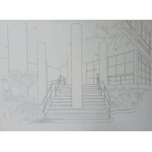 Paulo Climachauska - Projeto moderno - ost - verso - 2003 - 140 x 190