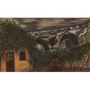 Djanira - Paisagem de Santa Tereza - ost - 33 x 55