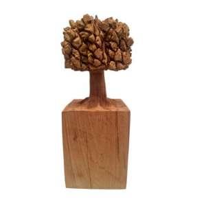 José Bento - Árvore - madeira - 2001 - 35 cm