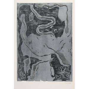 THOMAS IANELLI<br />Sem título. Gravura em metal 22/25, 72 x 48 cm. Assinado embaixo à direita. Sem moldura.