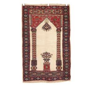 Tapete Kayser de oração, 140 x 093 cm (1,30 m2 ).