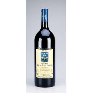 Château Smith Havt Lafite – 2001<br />Passac - Leogrand, Bordeaux. Vinho tinto. 1500 ml. France.