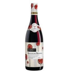 12 Unidades - Vinho Georges Duboeuf Beaujolais Nouveau - Safra 2014 - Beaujolais Nouveau · França