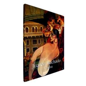 JUAREZ MACHADO - Livro de exposição, com reproduções das obras que o artista pintou quando de sua temporada em Veneza.<br />740g; 31x24 cm; 64 págs.; capa dura<br />
