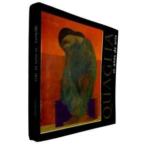 QUAGLIA, João Garboggini - Este livro resgata a importância deste artista baiano, e com a ajuda dos colecionadores de sua obra, dar uma visão ímpar das touradas, os seus pescadores, suas mulheres e homens, seus românticos pierrôs, arlequins e colombinas, músicos, naturezas mortas, paisagens de Minas Gerais, seus anjos, cristos e madonas. Amplamente ilustrado.<br />2410g; 31x30 cm; 240 págs.; sobrecapa acompanha capa dura