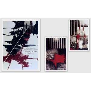 RENINA KATZ – As gravuras da artista reproduzidas em livro ricamente ilustrado.<br />430g; 25x18 cm; 93 págs.