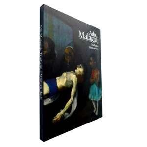 ADO MALAGOLI - O livro mostra tradição e modernidade na obra do artista. Também, os principais fatos da vida do pintor, análise dos temas pintados em seus quadros, entre outros assuntos.<br />870g; 28x21 cm; 180 págs.; português/inglês<br />