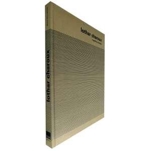 LOTHAR CHAROUX - Livro repleto de ilustrações e texto de Maria Alice Milliet. <br />1160g; 28x23 cm; 166 págs.; capa dura