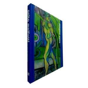 ANITA MALFATTI - Livro da exposição - 120 anos de nascimento de Anita Malfatti. Profusamente ilustrado.<br />840g; 26x21 cm; 160 págs.; capa dura; português/inglês<br />