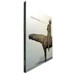 MARINO MARINI - Livro de exposição, ricamente ilustrado. (...) mostra monográfica dedicada a MARINO Marini, artista italiano mundialmente reconhecido, principalmente por suas esculturas.<br />1.020g; 30x25 cm; 140 págs.; português/inglês