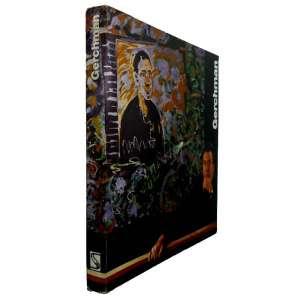 GERCHMAN, Rubens - Livro do final da década de 1980, muito ilustrado com reproduções das pinturas do artista. *Possui pontos de acidez.<br />1380g; 28x28 cm; 210 págs.; português/inglês