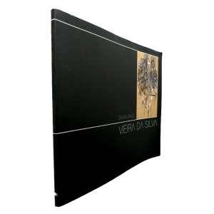 VIEIRA DA SILVA - Livro de uma exposição que aconteceu em 2004 que mostra as gravuras da artista.Muito ilustrado.<br />470g; 25x30 cm; 72 págs.