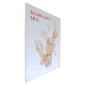 MARGARET MEE - Livro da década de 1990 sobre a vida e a herança que a artista deixou. <br />300g; 30x23 cm; 48 págs.; português/inglês<br />