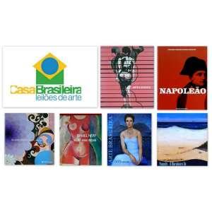 Casa Brasileira Arte e Leilões - XXVII Leilão de Livros de Arte