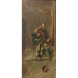 Tito Pellicciotti - Violinista - CID/OST - 68 x 31 cm.