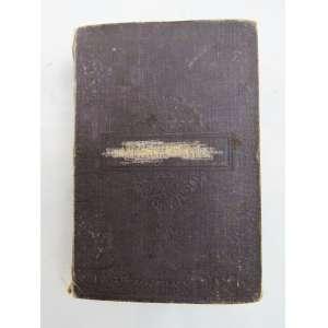FÁBIO MORAIS -(Sã Paulo 1975) - S/Título - 2000 - Ponta seca, gesso e gravura em metal sobre livro apropiado - 4h x 15,5 x 10,5 cm - Com Certificado da Galeria Vermelho