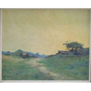 Antonio Parreiras - Paisagem - OST/CIE - 50 x 60 cm.