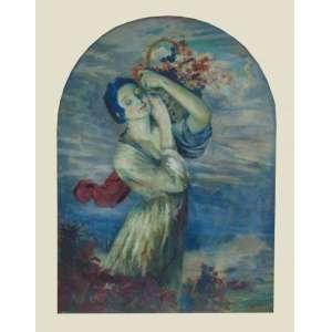 Francis Merie Martinez Picabia- ATRIBUÍDO - (1879 - 1953) - OSE/CID - 129 x 95 cm.Estudou em sua cidade natal, Paris, na École des Beaux-Arts e na École des Arts Décoratifs. Recebeu uma forte influência do impressionismo e do fauvismo, em especial de la obra de Picasso e Sisley. De 1909 a 1911 esteve vinculado ao cubismo e foi membro do grupo Puteaux, onde conheceu os irmãos Marcel Duchamp, Jacques Villon, Suzanne Duchamp e Raymond Duchamp-Villon. Em 1913 viajou aos Estados Unidos, onde entrou em contato com o fotógrafo Alfred Stieglitz e o grupo dadá estadunidense. Em Barcelona, publicou o primieiro número de sua revista dadaísta 391 (1916) contando com colaboradores como Apollinaire, Tristan Tzara, Man Ray e Arp. Após passar um período na Costa Azul com uma forte presença surrealista, regressa a Paris e cria com André Breton a revista 491. Ilustrou a obra Janela do Caos, que faz parte da Coleção do Cem Bibliófilos do Brasil.