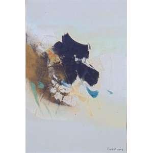 Fukushima - Óleo sobre tela / CID - 40 x 26 cm.