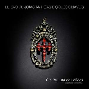 Cia Paulista de Leilões - Leilão de Jóias Antigas e Colecionáveis