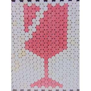 ANA DIAS BATISTA - Frágil - Caixa de Giz - dat 2011 - 25 x 25 x 9 cm - Certificado DE Autenticidade da Galeria Mendes Wood