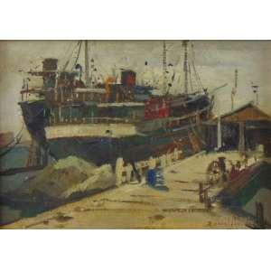 DURVAL PEREIRA - Porto - OSEucatex/CID - dat 1963 - 24 x 32 cm.