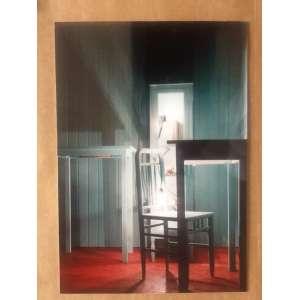 Sandra Cinto - Sem título - Fotografia sobre PVC - Assinada e datada no verso, com dedicatória - dat 2003 - 30 x 21 cm - Tiragem: 20 exemplares As fotografias integraram o Projeto Parede, no MAM-SP.