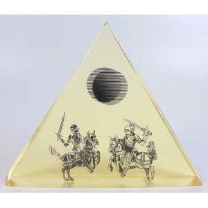 Palatinik - Pirâmide - 16 cm alt, 20 comp.