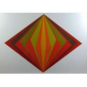 BARSOTTI - Gravura - CID - P.I - 69 x 99 cm.