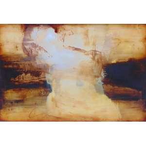 CARLOS ARAÚJO - Mulher Orando - OSM / CIE - 110 x 160 cm.