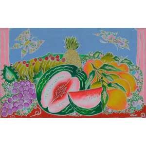ADIR SODRÉ - Frutas - OST/CID - 70 x 110 cm.