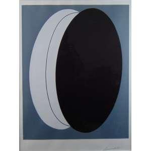SERVULO ESMERALDO - Gravura - CID - 85 x 65 cm.