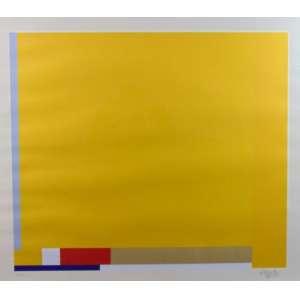 EDUAR SUED - Gravura - CID - Dat 2010 - 12/120 - 69 x 79 cm.