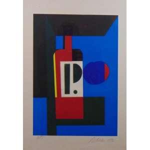 SCLIAR - Serigrafia / CID - 2/15 - 50 x 35 cm.