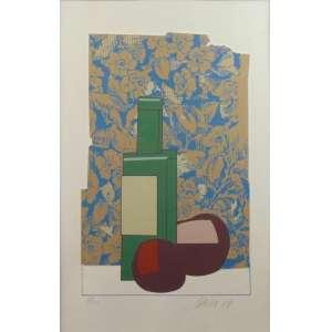 SCLIAR - Serigrafia / CID - Dat 89 - 6/120 - 53 x 34 cm.
