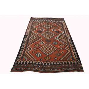 Tapete Kilim Shiraz, manufatura manual - 232 x 143 cm