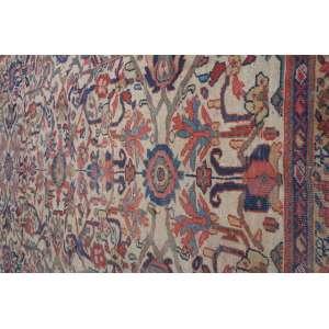 Tapete oriental Mushicabade, manufatura manual - 3,10 x 2.20 cm