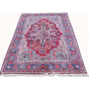 Tapete oriental Kirmam, manufatura manual - 310 x 205 cm.