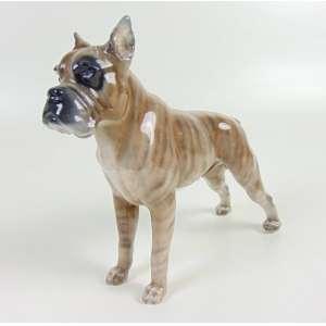 Cachorro de porcelana esmaltada Rosental - 8 prof, 20 cm alt, 22 cm comp.