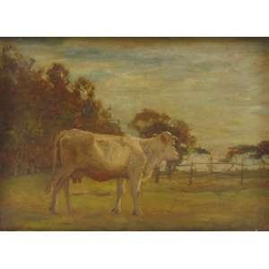 N.GRIGORESCU(atribuido) - Cena de Fazenda - Collection GR. CHIATZA - OSM - 22 x 31 cm.
