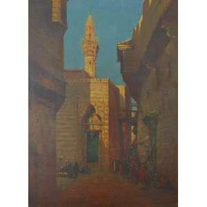 R.Benuenvto - Mesquita - OST/CID - 100 x 73 cm.