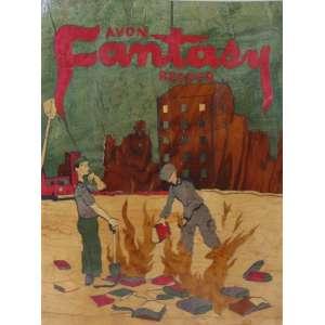 Sebastián Gordin - Avon Fantasy Reader - 2006 - madeira marchetada - Edição: 2/3