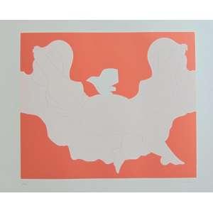 Milton D. Costa - Vênus serigrafia - 8/100 - (não emoldurada) - 50 x 64 cm.