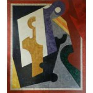 LELONG - Abstrato - OST - CID - 197 x 168 cm (tela no estado)