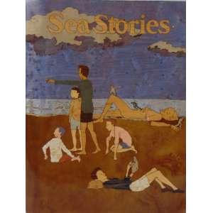 Sebastián Gordin - Sea Stories - EI Gigante Ahogado - 2010 - madeira marchetada - Edição: 2/4 - 26 x 20 cm.